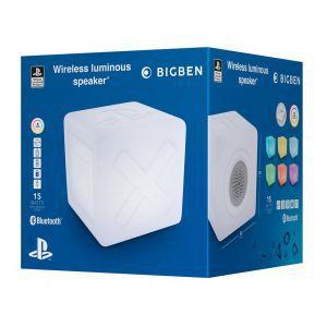 Bigben službeni Playstation bluetooth USB zvučnik sa svjetlom