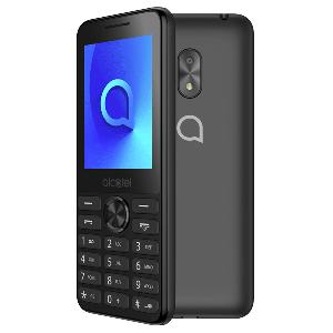 Mobitel Alcatel OT-2003D: Siva