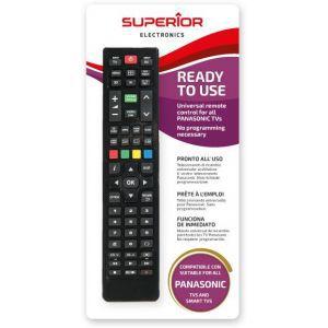 Superior univerzalni daljinski upravljač za Panasonic SMART TV