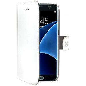 CELLY Wally preklopna torbica za Samsung Galaxy A3 2017 bijela