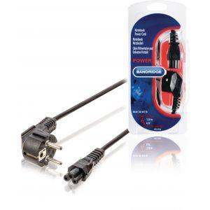 Bandridge BPL2502 strujni kabel za notebook 1.8m