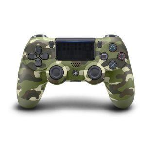 PS4 Dualshock Controller v2 Green Camo