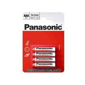 Baterije Zinc Carbon Panasonic R03RZ/4BP