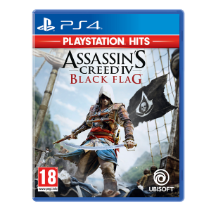 Assassin's Creed 4 Black Flag HITS PS4