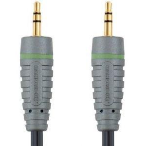 Bandridge audio kabel 3.5mm-3,5mm, 5.0m