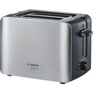 Toster Bosch TAT6A913 srebrno-crni, nehrđajući čelik, ComfortLine