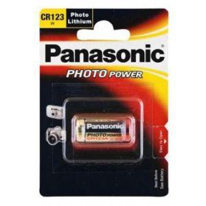 Baterije Panasonic CR-123AL/1BP