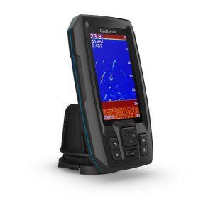 Fishfinder Garmin Striker Plus 4 (s krmenom sondom CHIRP 77/200kHz, 4-pin),GPS