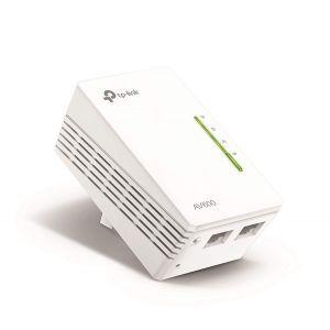 TP-Link AV600 Powerline bežični mrežni adapter, 300Mbps/500Mbps, HomePlug AV, Plug and Play - TL-WPA4220 KIT
