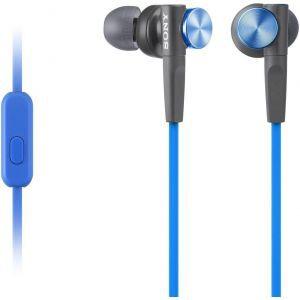 Slušalice Sony MDR-XB50AP/L EXTRA BASS