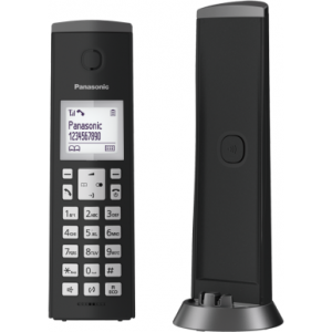Telefon Panasonic KX-TGK210FXB crni