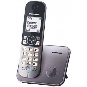 Telefon Panasonic KX-TG6811M sivi