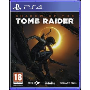 Shadow of the Tomb Raider PS4 Standard Edition