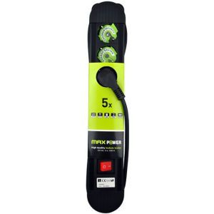 Produžni kabel First Rate FRGKD05 3m, prenaponska zaštita