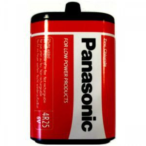 Baterije Panasonic 4R25RZ/B