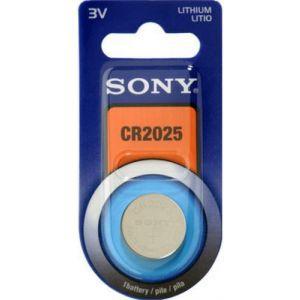 Baterija Lithium Gumbasta CR-2025 Sony