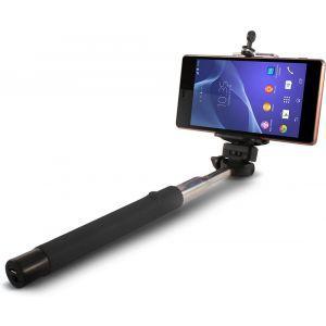 KSIX bežićni Selfie monopod BT 4.0, crni