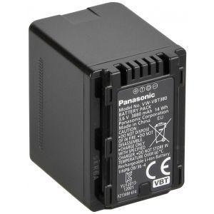 Baterija za kameru Panasonic VW-VBT380E-K
