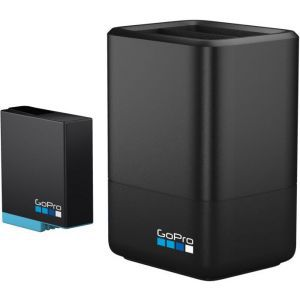 GoPro dodatak Dual Battery Charger + Battery (HERO8 Black/HERO7 Black/HERO6 Black)