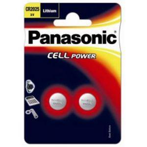 Baterije Panasonic CR2025EL/2BP