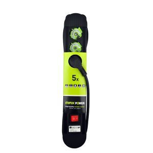 Produžni kabel First Rate FRGKD05 1,5m, prenaponska zaštita