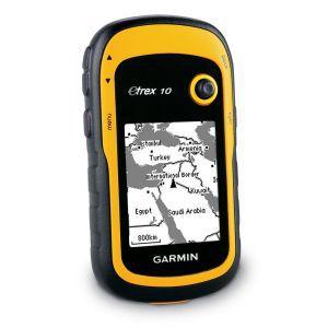 Ručni GPS Garmin eTrex 10 (USB kabel, podrška za GLONASS, HR izbornik)