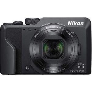 Digitalni Fotoaparat Nikon COOLPIX A1000 Black