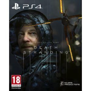 Outlet_Death Stranding Special Edition PS4 - OŠTEĆENA AMBALAŽA