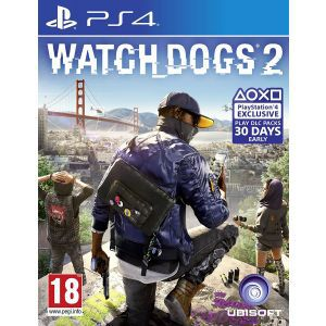 Watch Dogs 2 Stnd. Edition PS4