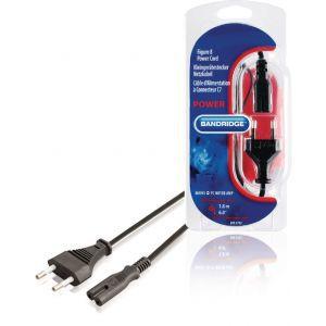 Bandridge BPL1702 strujni kabel C7 1.8m