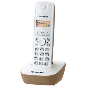 Telefon Panasonic KX-TG1611J bež
