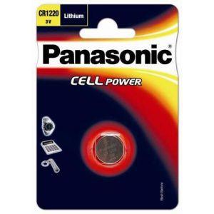 Baterije Panasonic CR1220EL/1BP