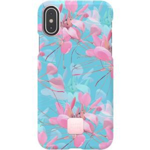 Happy Plugs slim maskica za iPhone X/XS Botanica Exotica