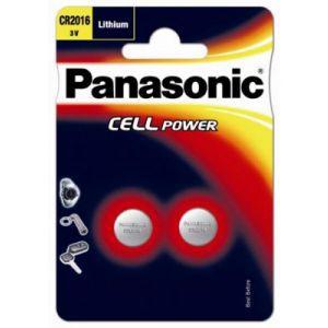 Baterije Panasonic CR2016EL/2BP