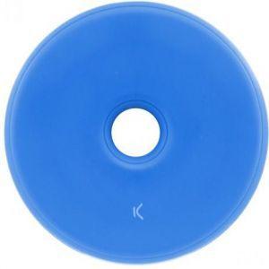 KSIX bežični punjač mini plavi