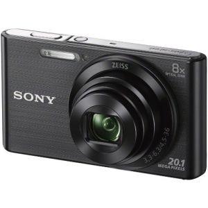 Digitalni fotoaparat Sony DSC-W830/B