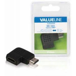 Value Line VLVB34903B, HDMI adapter sa lijevim kutem