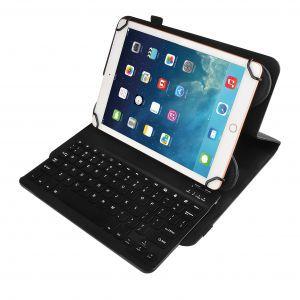 "MM Tablet Torbica FLIP ME 9.7""-10.1"" ROT.BLACK sa BLUETOOTH tipkovnicom"