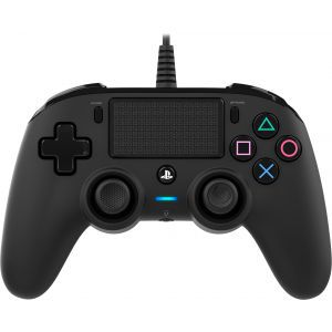 Bigben Wired Nacon Controller PS4 3m kabel (PC compatible) crni