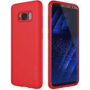 Silikonska maska KD LAB za Samsung Galaxy S8+ tangerine crvena GP-G955KDCPAAC