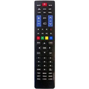 Superior univerzalni daljinski upravljač za LG/Samsung Smart TV
