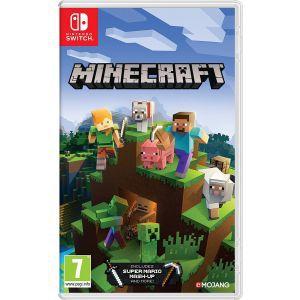 Minecraft Bedrock Edition Switch