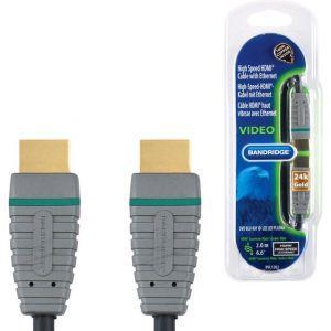 Bandridge HDMI 1.4 kabel, 2.0m