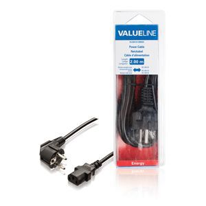 Value Line VLEB10130B20, strujni kabel za notebook C5, 2.0m
