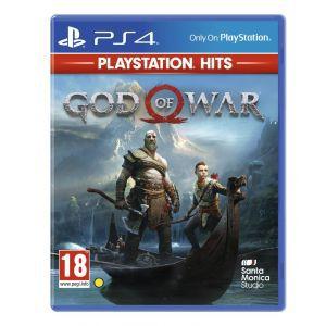 God of War HITS PS4
