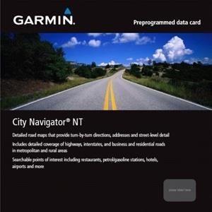 Cestovna karta Garmin Programirana kartica Full Europe (micro SD)