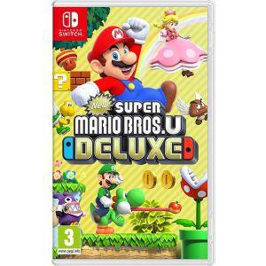 New Super Mario Bros U Deluxe Switch