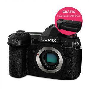 Digitalni fotoaparat Panasonic DC-G9EG-K