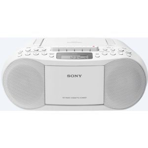 CD player MP3 i kasetofon Sony CFD-S70/W