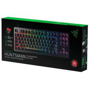 Razer Huntsman Tournament Edition Opto-Mechanical Switch mehanička igraća tipkovnica, USB, HR